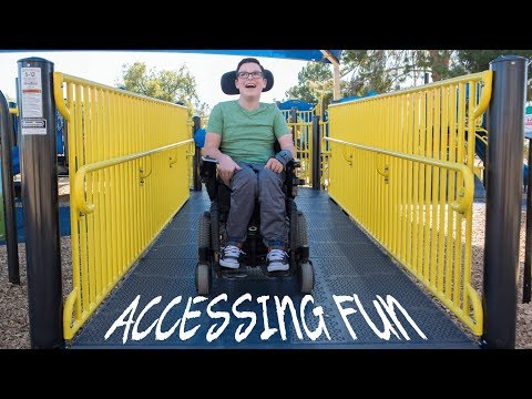 Scottsdale Playground Is Now Wheelchair Accessible