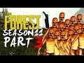 The Forest Alpha 0.11 UPDATE Season 11 Episode 3 - MUTANT DUPLICATION! + POWERFUL WEAPON!