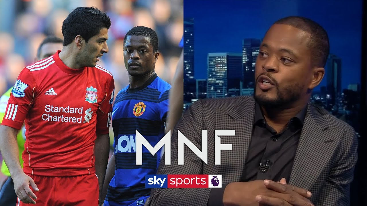 Patrice Evra discusses the racism incident with Luis Suarez in emotive interview | MNF