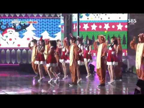 BTOB + A Pink Mr Chu SBS Gayo Daejan 2014