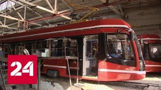Сенат. Форум инноваций, конференция спикеров и реновация трамвайной сети - Россия 24