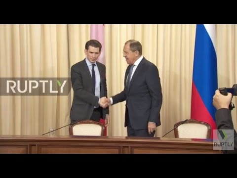Russia: Austrian FM mulls OSCE expansion in Ukraine, Lavrov hits back on US elections