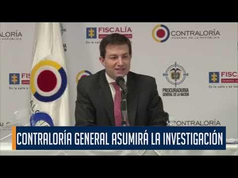 Contralor Felipe Córdoba confirma que investigará contratos de la alcaldía de Ibagué  de la pandemia