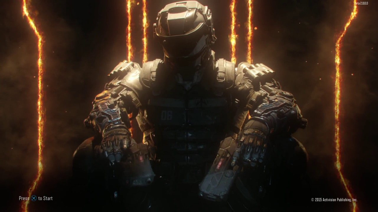 Call Of Duty Black Ops 3 Live Wallpaper Sample