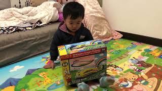 【玩具】TOMICA巧虎列車組開箱影片|學會在馬桶便便的獎勵|孩子的爸送的禮物|子供|ご褒美、自分で便器でウンコできた|kids|JASON's LifeTV