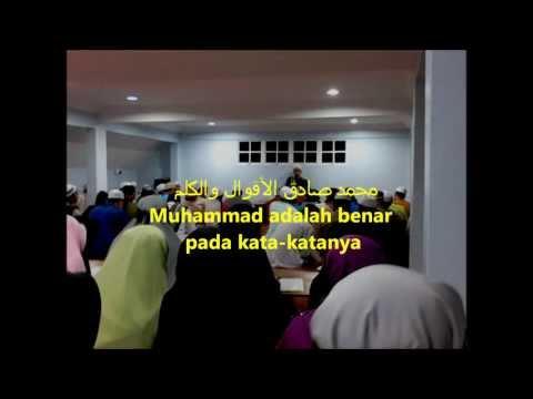 Qasidah Muhammadiyah (Baitul Qurro' Wal Fuqoha')