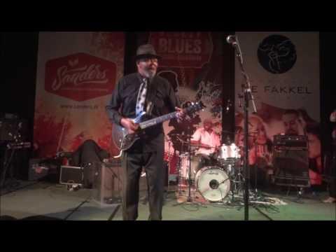 Zac Harmon Blues Band Ridderkerk The Netherlands April 2, 2016