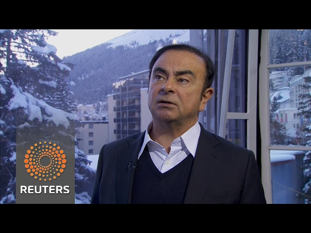 Renault-Nissan's Ghosn intent on staying ahead in electric cars