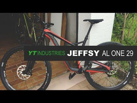 YT Industries - Unboxing JEFFSY AL ONE 29 Mountain Bike