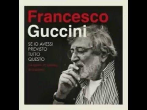 Francesco Guccini - Canzone per un'amica (Live)