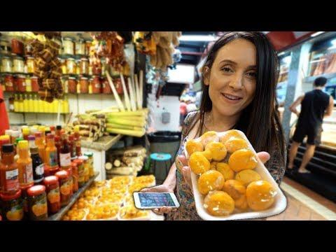 SÓ TEM COMIDA COM NOME ESTRANHO - COMPRAS NO MERCADO em BH  | Travel and Share | Romulo e Mirella
