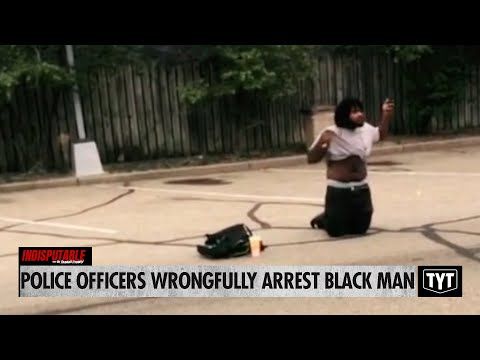 Police Mistakenly Arrest Young Black Man For Robbery