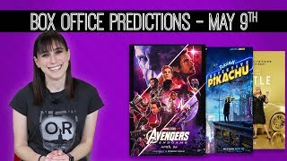 Avengers: Endgame Weekend 3 Box Office Predictions