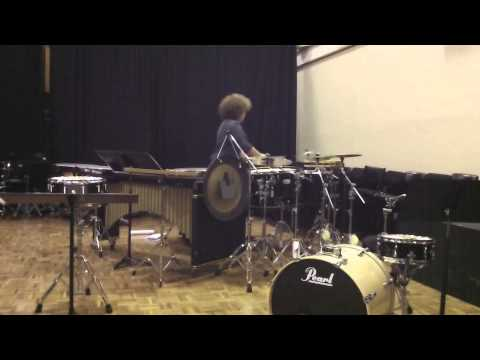 Whackeded - Tim Davies, Multi Percussion and Tape