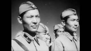 Казахстан в годы Великой Отечественной войны 1975 год  Часть 1