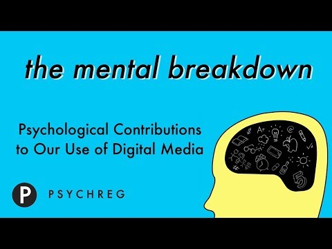 Psychological Contributions to Our Use of Digital Media