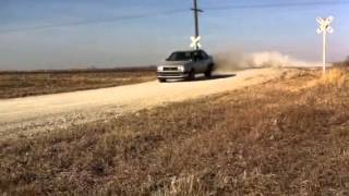 91 VW Jetta diesel jump (little smoky)