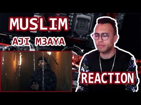 music muslim aji m3aya