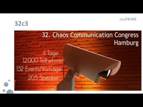 P1 - Konferenzzusammenfassung - Chaos Communication Congress 2016