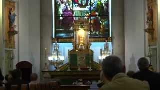 Eucharistic adoration (Sept. 27) / Adoración eucarística (27 sep.)