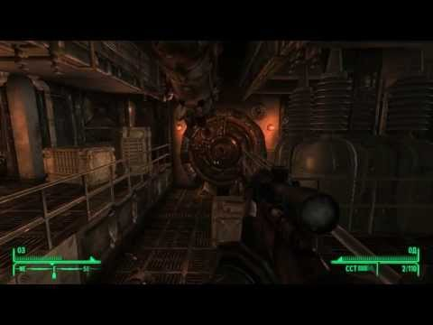 Fallout New Vegas #31 Убежище 3