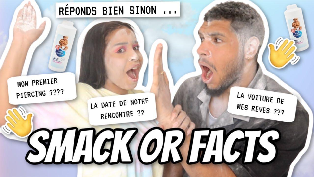 SMACKS OR FACTS CHALLENGE 😭 LA PIRE IDÉE DE NOTRE VIE...