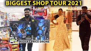 Best Budget Shop Tour in T.Nagar | Shopping with Sherly | Velavan Stores
