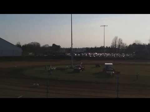 Karsyn Elledge Qualifying  Kokomo Speedway