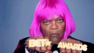 10 minutes of Samuel L Jackson singing Beez in the Trap