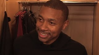 Isaiah Thomas Postgame Interview / Cavaliers vs Bulls / Dec 21