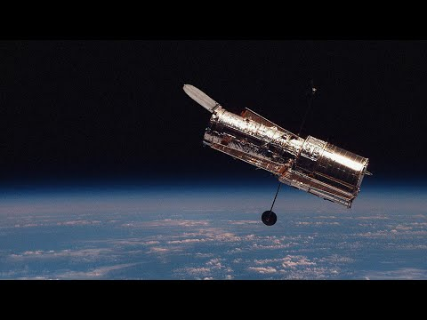 The Story Of The Hubble Space Telescope Before Launching In 1989