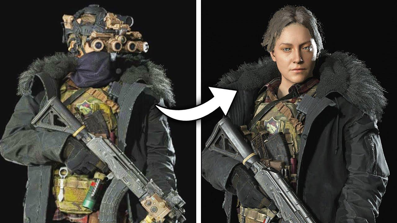 RESIDENT EVIL 8 VILLAGE - Hound Wolf Squad Faces Revealed (Unnmasked/No Helments)