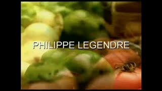 Philippe Legendre - Les chefs cuisiniers