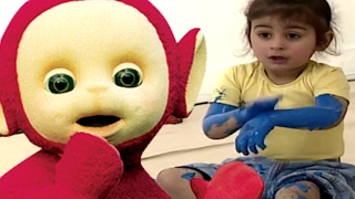 Download Lagu Teletubbies | Painting With Our Hands & Feet | 105 | Cartoons for Children mp3