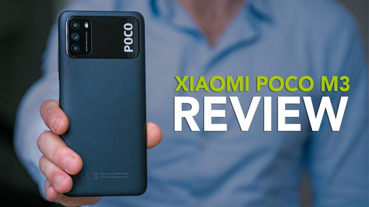 Xiaomi Poco M3 review: voor een schijntje op de eerste rang