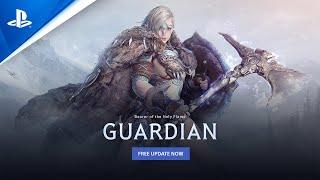 Black Desert: Guardian Update - Official Trailer | PS4