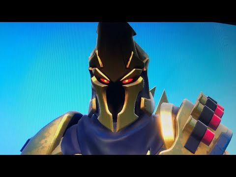 Ultima Knight | Best Combos | Fortnite Skin review