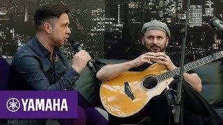 Marin Subasic & Dave Goodman | TransAcoustic Piano and Guitar | Yamaha Music