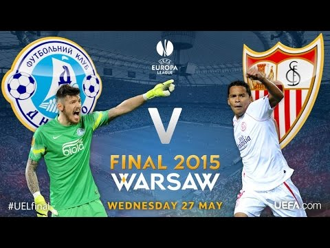 FC Dnipro Dn. • UEFA Europa League • Road to Warsaw • 2014/2015 • HD (#Днепрживи)