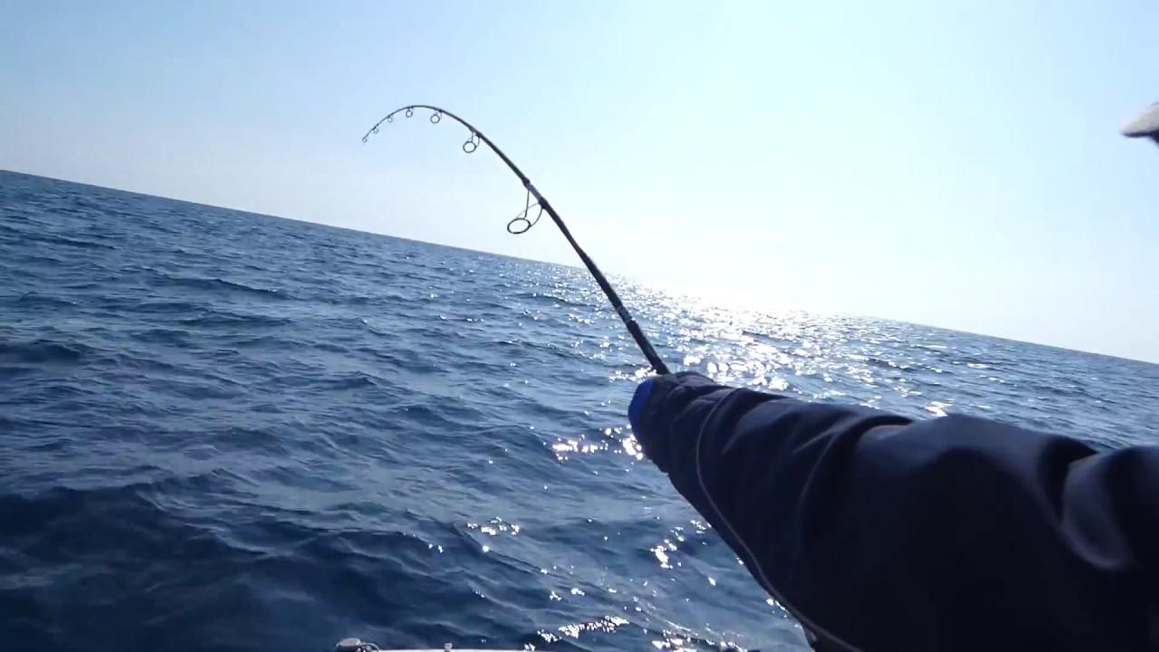 b4a18f6c042 Atun Spinning BFT Bluefin Tuna Cinnetic Fishing - YouTube
