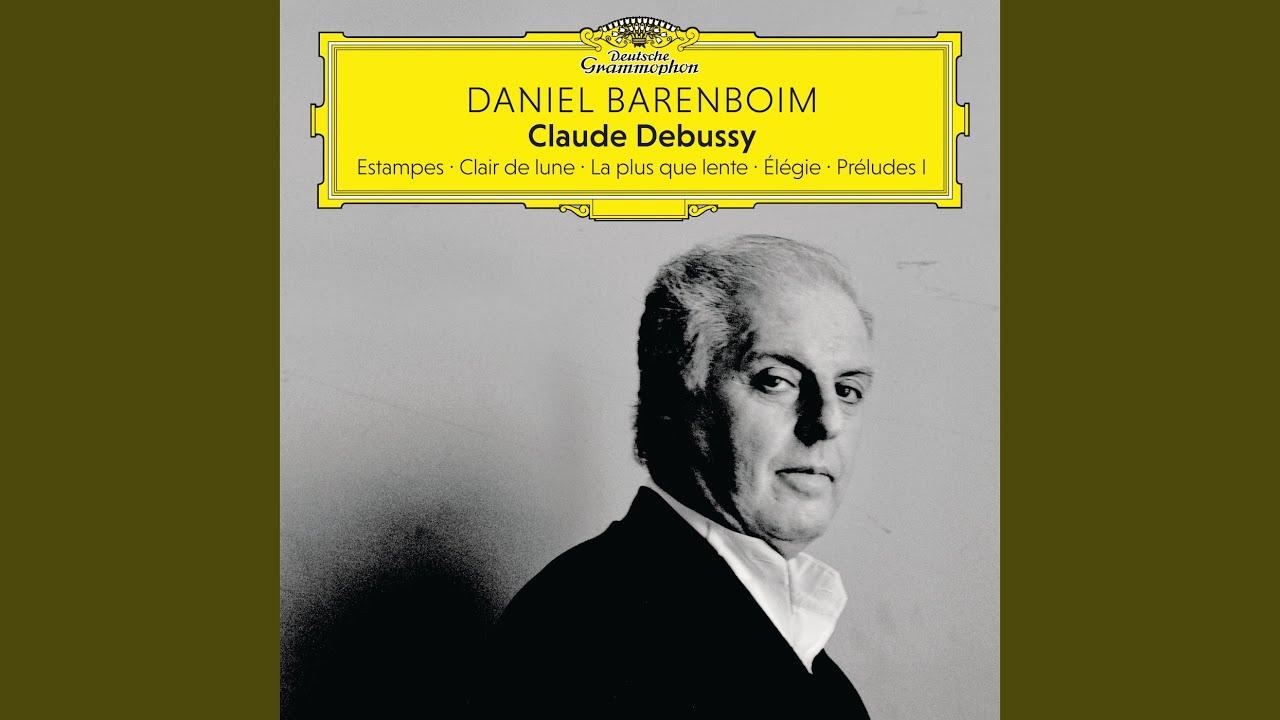 Debussy Preludes Book 1