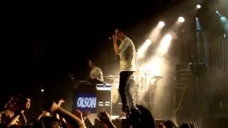Olson - neuer Track live - Morgen schon wieder vorbei - 17.11.2012 in Köln 1080p
