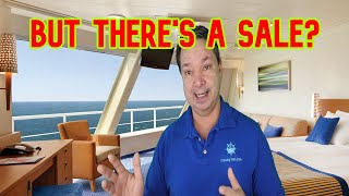 Why That Cruise Sale is Not Av…