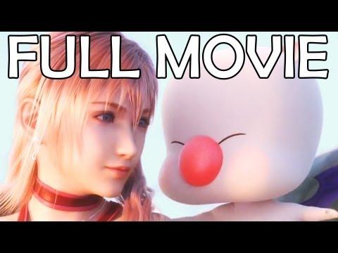 Final Fantasy XIII-2 - The Movie - Marathon Edition - All Cutscenes/Cinematics