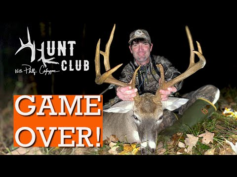 RUTTED UP BUCK!!  |  TENNESSEE STUD  |  THE 3 MONTH BATTLE IS OVER