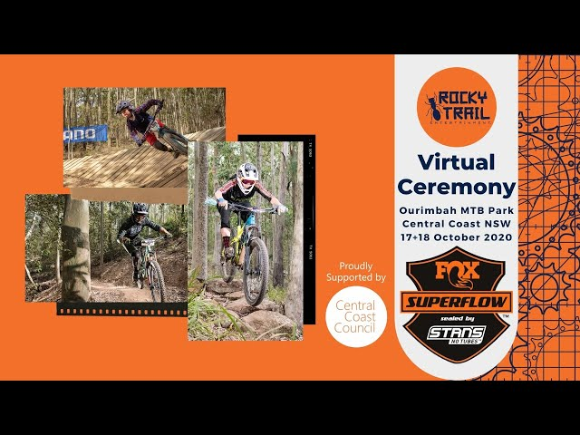 Virtual Podium Celebration | Fox Superflow Central Coast NSW | 17+18 Oct 2020