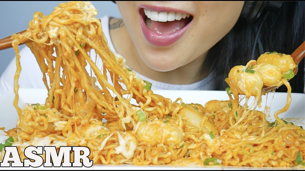 Asmr Mini Cheesy Rice Cakes Spicy Noodles Eating Sounds No Talking Sas Asmr Youtube See more of sas asmr new on facebook. asmr mini cheesy rice cakes spicy noodles eating sounds no talking sas asmr