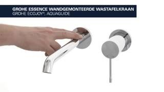 Grohe Essence New afbouwdeel