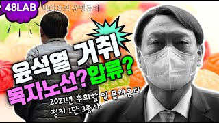 [박대표의 운명돌파] 윤석열을 정치하게 만드는 건희? …