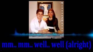 AI NE DENG YU AI ZI JI - pinyin lyrics Karaoke